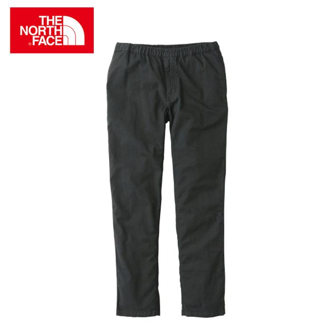 ノースフェイス ロングパンツ メンズ Cotton OX Light Climbing Pant コットンOXライトクライミング NB31620 K THE NORTH FACE