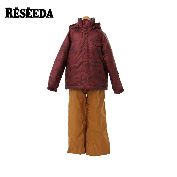 レセーダ RESEEDA スキーウェア 上下セット JUNIOR SUIT ジュニア スーツ RES70006