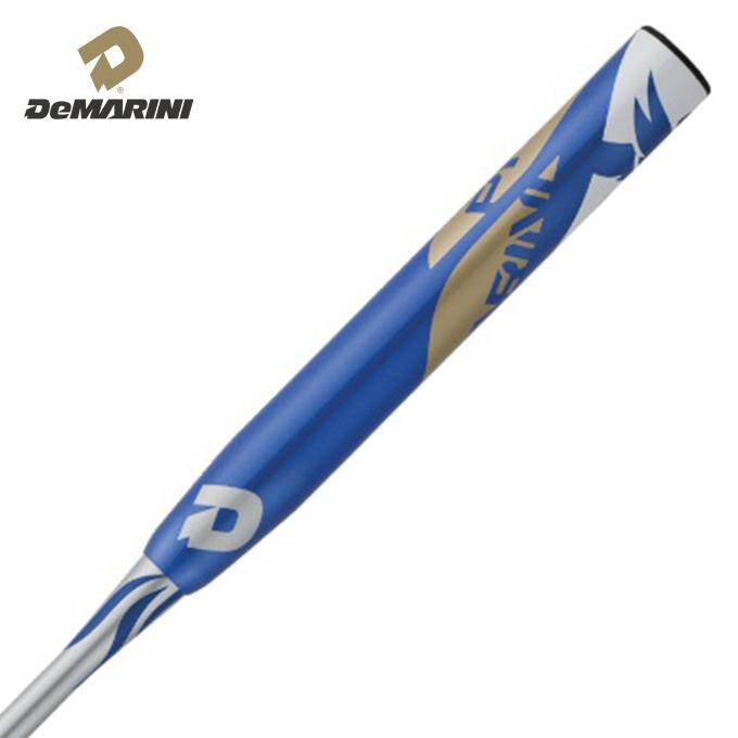 ディマリニ DeMARINI ソフトボールバット3号用 メンズ レディース ディマリニ フェニックス ソフトボール用 ゴム3号 WTDXJSRPR