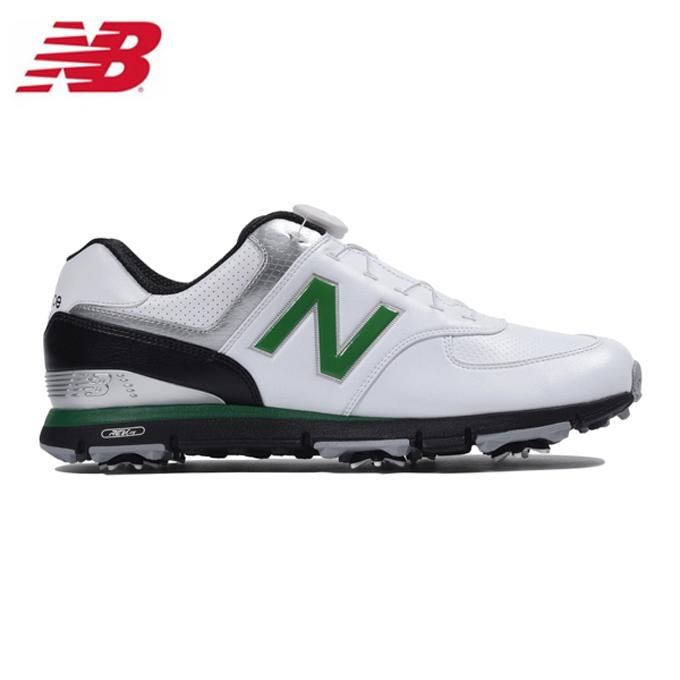 ニューバランス ゴルフシューズ ソフトスパイク メンズ MGB574WG new balance