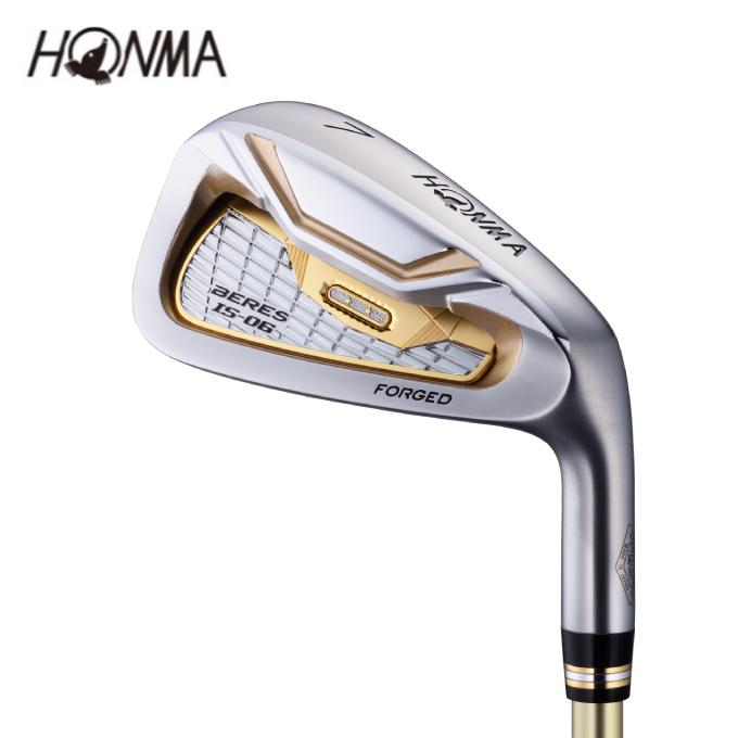 本間ゴルフ HONMA ゴルフクラブ 単品アイアン メンズ BERES IS-06 2Sグレード ARMRQ X 47シャフト