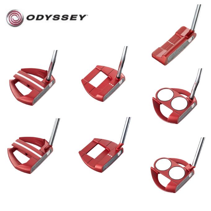 オデッセイ ODYSSEY ゴルフクラブ パター メンズ O-WORKS RED オー・ワークス レッド