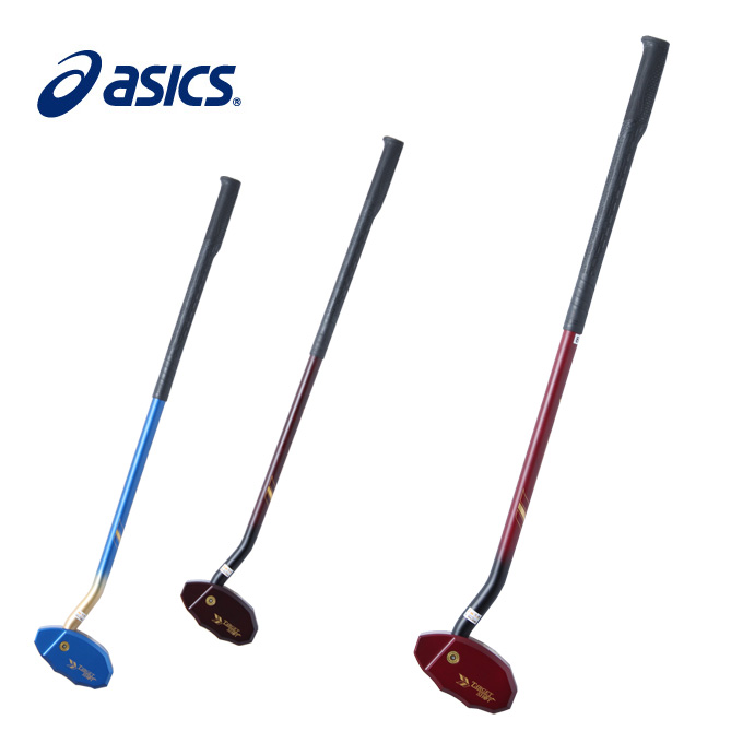 アシックス グラウンドゴルフクラブ メンズ レディース ターゲットショットTC GGG192 asics