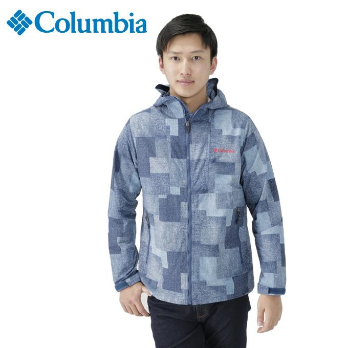 コロンビア アウトドア ジャケット メンズ レディース ヘイゼンパターンド PM3377 426 Columbia