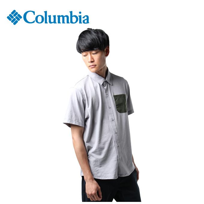 コロンビア Columbia 半袖シャツ メンズ ポーラーパイオニア SS SH PM6536 039