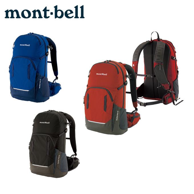 モンベル ザック メンズ レディース ガレナパック 25 1133162 mont bell
