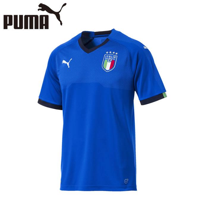 プーマ PUMA サッカーウェア レプリカシャツ メンズ FIGC ITALIA HOME SHIRT REPLICA 752281