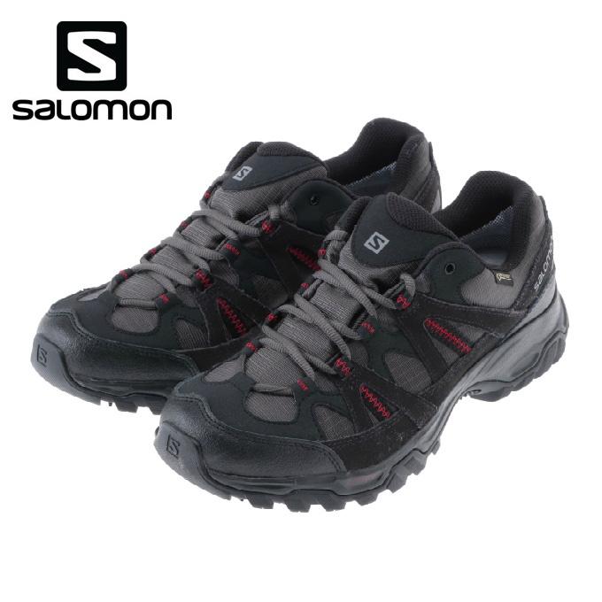 サロモン トレッキングシューズ ゴアテックス ローカット メンズ エスカンビア2GTX L40239100 salomon