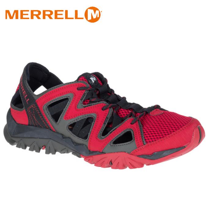メレル MERREL トレッキングシューズ メンズ TETREX CREST WRAP テトレックス クレスト ラップ J12847