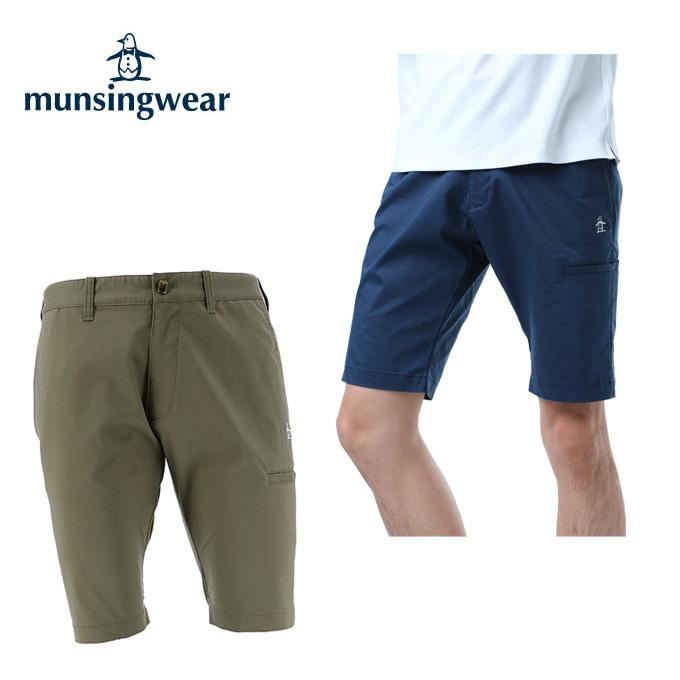 マンシング Munsingwear ゴルフウェア ショートパンツ メンズ SODEKAHOコラボ MGMLGD53