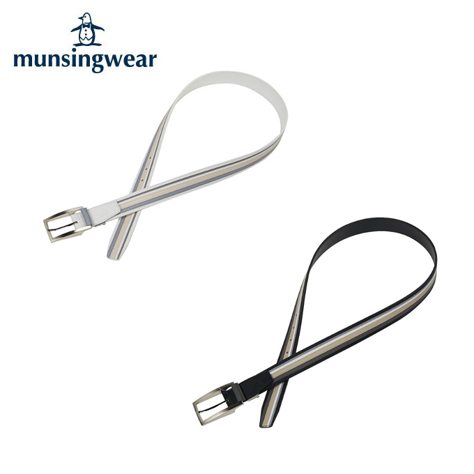 マンシング Munsingwear ゴルフ ベルト メンズ ベルト MGBLJH01