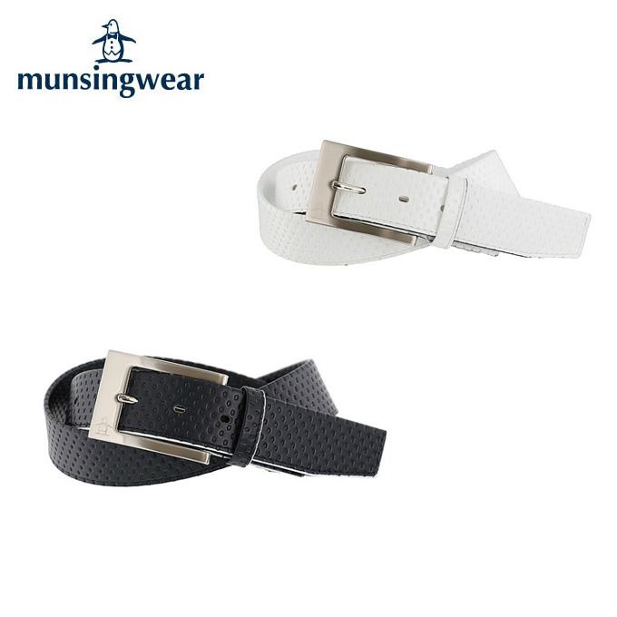 マンシング Munsingwear ゴルフ ベルト メンズ 片無双ベルト MGBLJH10