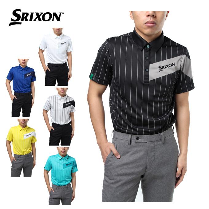 スリクソン SRIXON ゴルフウェア ポロシャツ 半袖 メンズ マスターズモデル半袖シャツ RGMLJA30