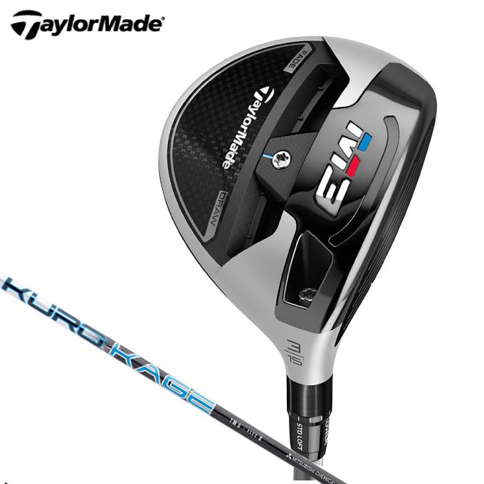 テーラーメイド TaylorMade ゴルフクラブ フェアウェイウッド メンズ M3 Fairway