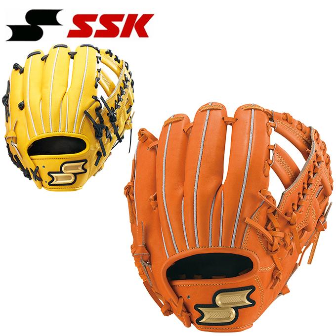 エスエスケイ SSK 野球 硬式グラブ 内野手用 メンズ レディース proedge プロエッジ PEK85418