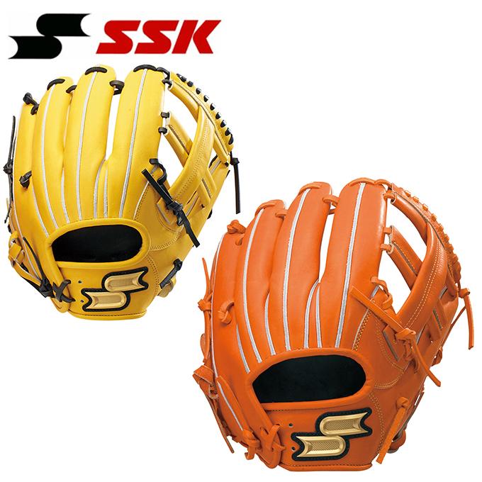 エスエスケイ SSK 野球 硬式グラブ 内野手用 メンズ レディース proedge プロエッジ PEK66118