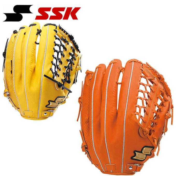 エスエスケイ SSK 野球 硬式グラブ 外野手用 メンズ レディース proedge プロエッジ PEK57618