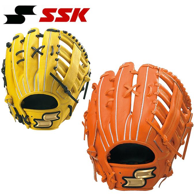 エスエスケイ SSK 野球 硬式グラブ 外野手用 メンズ レディース proedge プロエッジ PEK37018