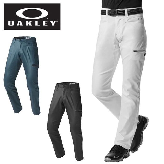 オークリー ゴルフウェア ロングパンツ メンズ SKULLCOATED TWILLTAPERED スカルコーテッドツイルテーパード 422422JP OAKLEY