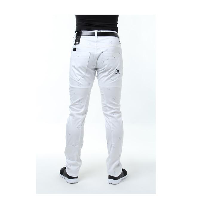 オークリー ゴルフウェア ロングパンツ メンズ SKULL Z-3D TAPERED 5.0 スカル テパード 422421JP OAKLEY