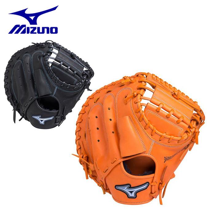 ミズノ 野球 一般軟式 ダイアモンド アビリティクロス キャッチャーミット 嶋型 1AJCR18600 MIZUNO 捕手