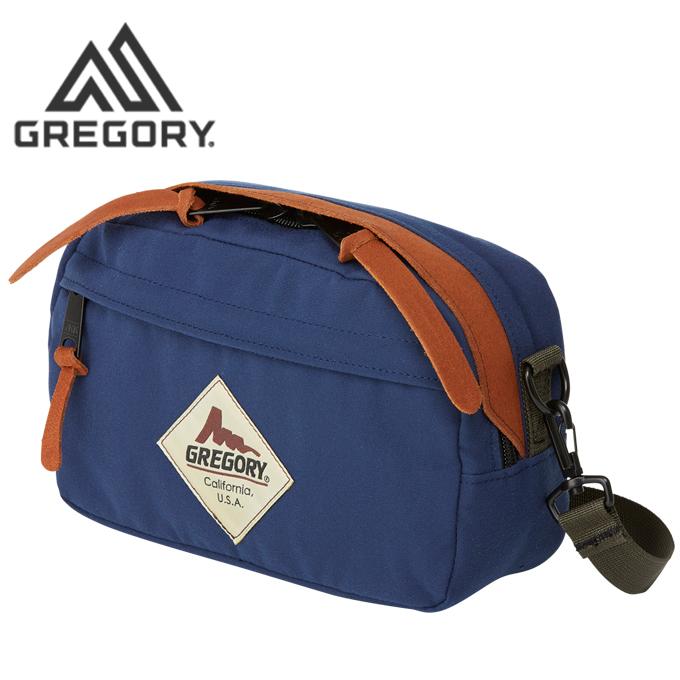 グレゴリー GREGORY ショルダーバッグ メンズ レディース CARDIFF POUCH カーディフポーチ 650810661