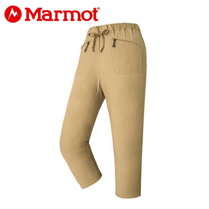 マーモット Marmot ロングパンツ レディース W's Trek Indigo Sarouel Pant ウイメンズトレックインディゴサルエルパンツ TOWLJD95YY