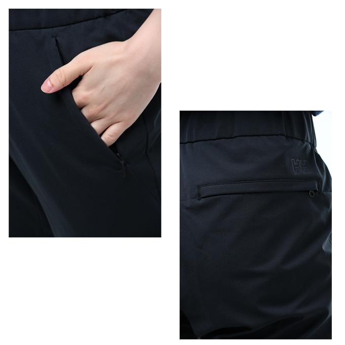 ヘリーハンセン HELLY HANSEN ロングパンツ レディース W Spiters Easy Pants スピタース イージー パンツ HOW21801W KO
