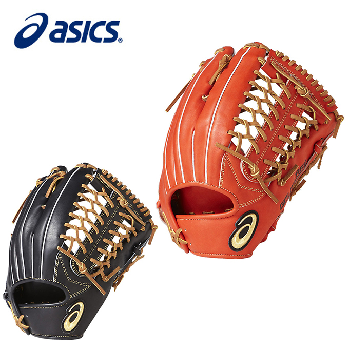 アシックス 野球 硬式グラブ 外野手用 メンズ レディース ゴールドステージ 硬式用 ROYAL ROAD ロイヤルロード BGH8CU asics