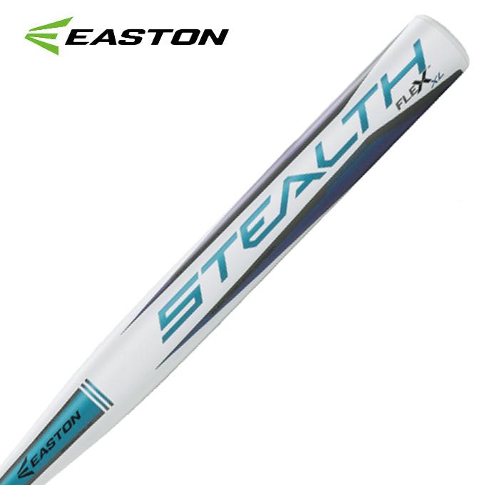 イーストン EASTON ソフトボールバット3号用 メンズ レディース Stealth Flex XL SB18SFXL