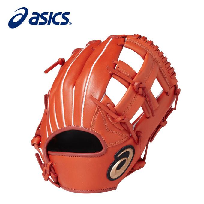 アシックス 野球 少年軟式グラブ オールラウンド用 ジュニア 軟式用グラブ DIVE ダイブ BGJ8BS 22 asics