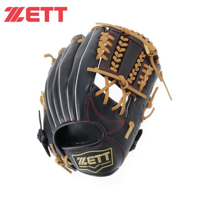ゼット ZETT 野球 一般軟式グラブ オールラウンド用 メンズ レディース 軟式グラブ BRG18H12