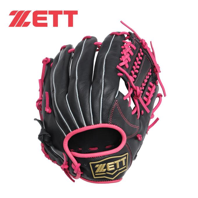 ゼット ZETT ソフトボールグローブ メンズ レディース オールラウンドモデル 3号 BSG18H01