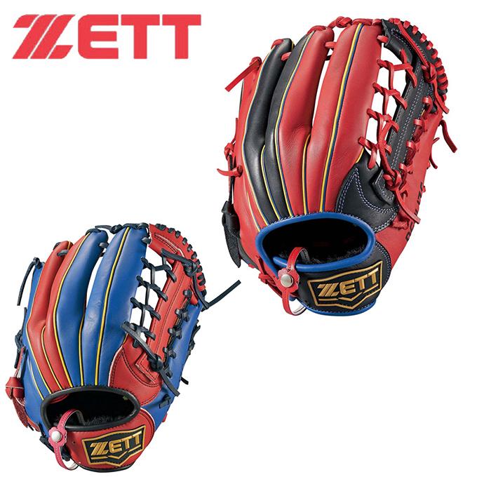 ゼット ZETT ソフトボールグローブ メンズ レディース ソフトグラブ リアライズ オールラウンド BSGB52830