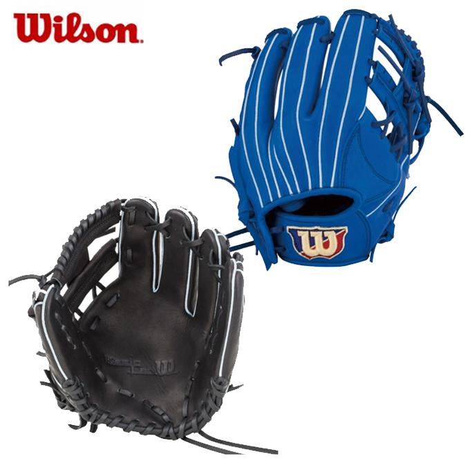 ウイルソン Wilson 野球 少年軟式グラブ 内野手用 ジュニア用 Basic Lab デュアル DJH WTARBRDJH