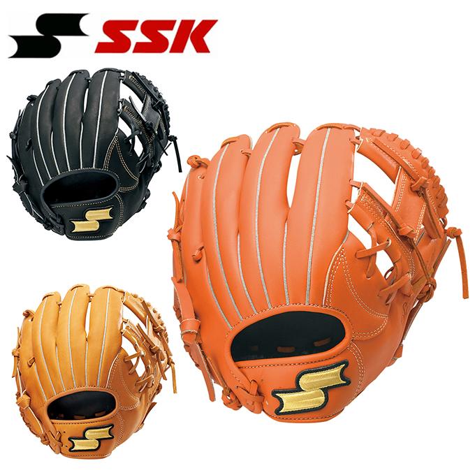 エスエスケイ SSK 野球 一般軟式グラブ オールラウンド用 メンズ レディース スーパーソフト 軟式 SSG840