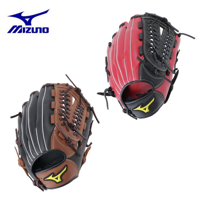 ミズノ 野球 一般軟式グラブ オールラウンド用 メンズ レディース ワールドウィン軟式グラブ11 1AJGR03500 MIZUNO