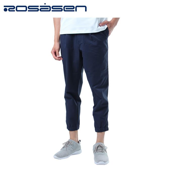 ロサーセン ROSASEN ゴルフウェア ロングパンツ メンズ ヒッコリーストライプパンツ 044-77310
