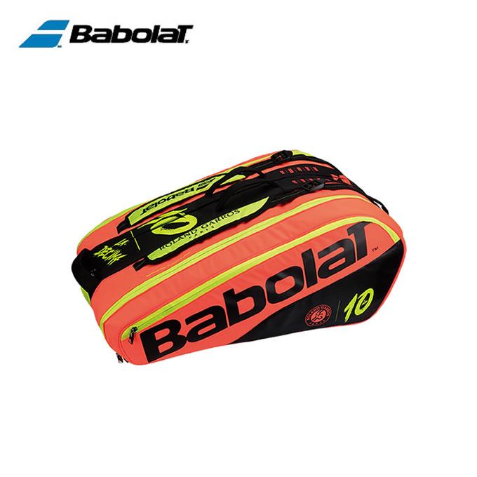 バボラ Babolat ラケットバッグ メンズ レディース デシマ ピュア フレンチオープン BB751164