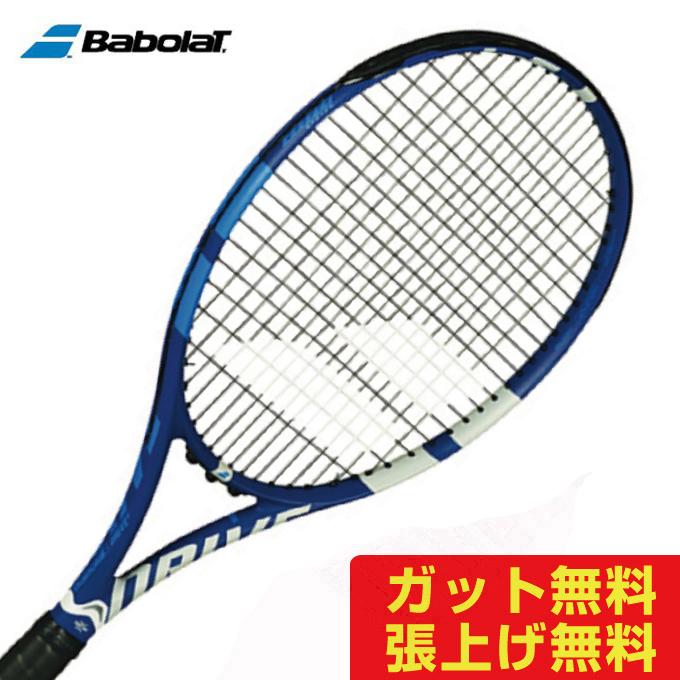 【クーポン利用で1000円引 11/18 23:59まで】 バボラ Babolat 硬式テニスラケット メンズ レディース DRIVE G ドライブG BF101324