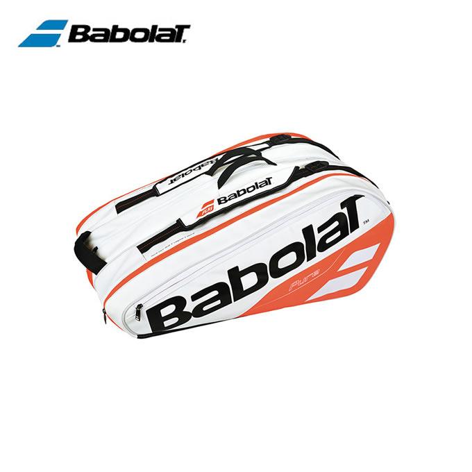 バボラ Babolat ラケットバッグ メンズ レディース ラケットホルダー x12 BB751170