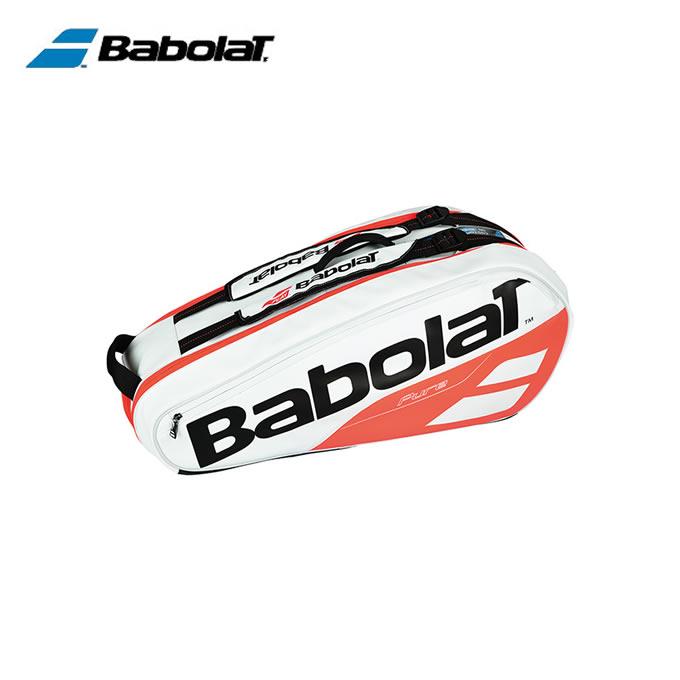 バボラ Babolat ラケットバッグ メンズ レディース ラケットホルダー x6 BB751172