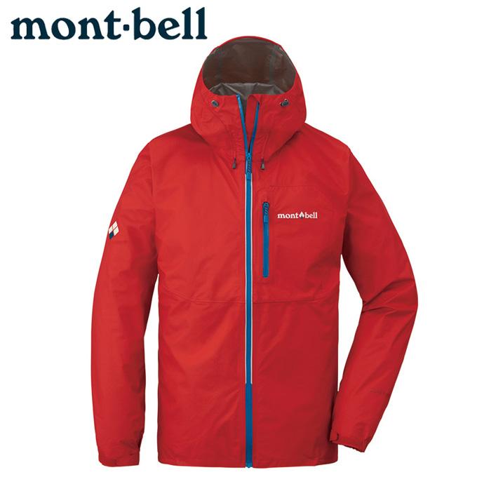 モンベル レインジャケット メンズ トレントフライヤー ジャケット 1128590 RDBR mont bell