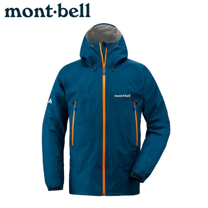 モンベル レインジャケット メンズ レインダンサー ジャケット 1128340 SLBL mont bell