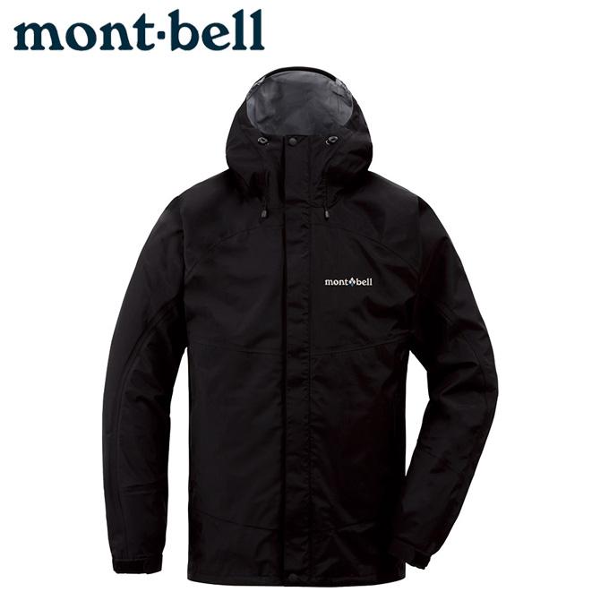 モンベル レインジャケット メンズ サンダーパス ジャケット 1128344 BK mont bell
