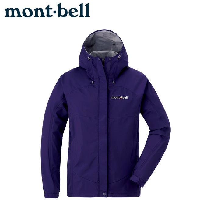 モンベル レインジャケット レディース サンダーパス ジャケット 1128345 DPPU mont bell
