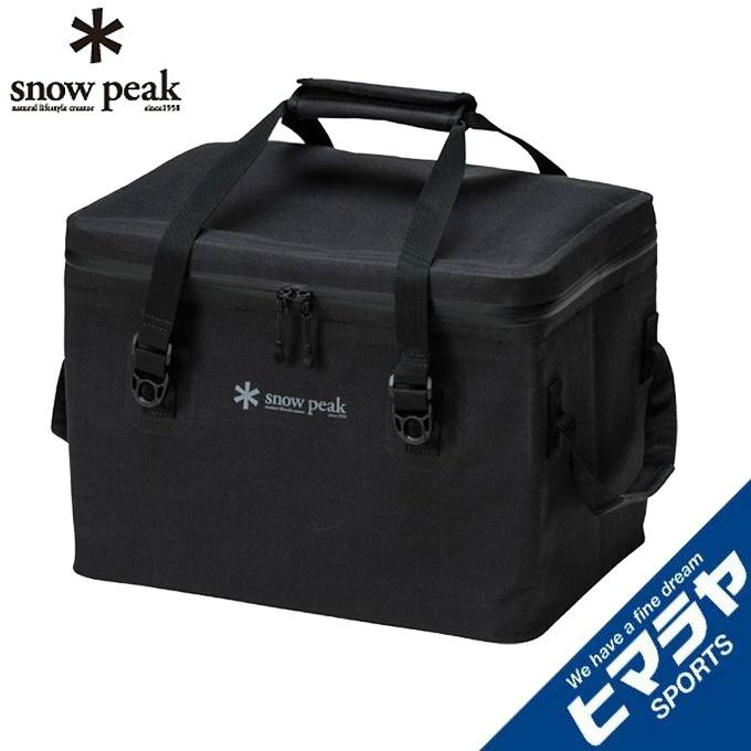スノーピーク snow peak 防滴バッグ ウォータープルーフ ギアボックス 1ユニット BG-031