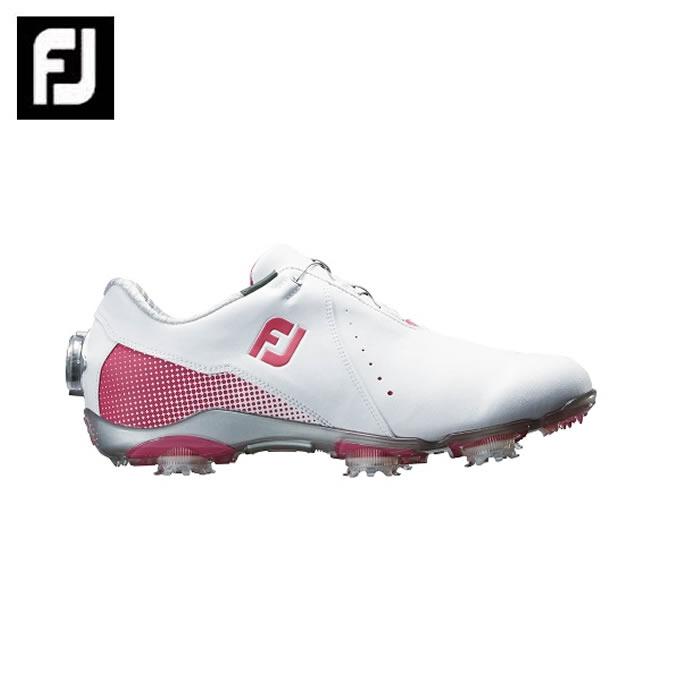 フットジョイ FootJoy ゴルフシューズ ソフトスパイク レディース DRYJOYS Boa 99069