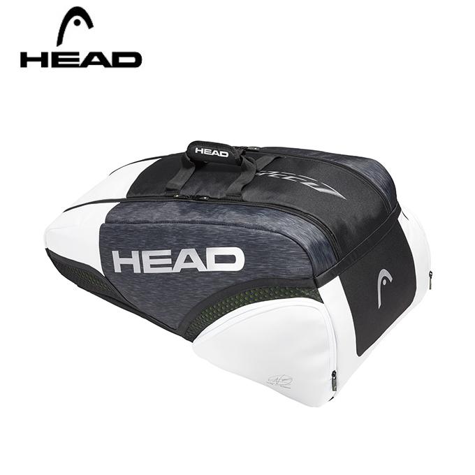 ヘッド HEAD ラケットバッグ メンズ レディース DJOKOVIC 9R SUPERCOMBI 283019