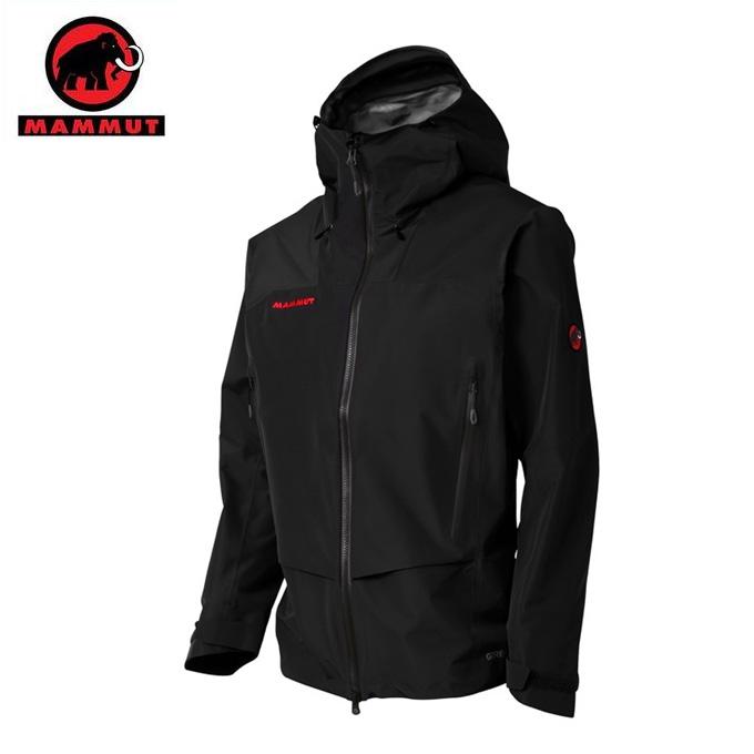 マムート MAMMUT アウトドア ジャケット メンズ Alpine Guide HS Jacket Men アルペイン ガイド 1010-26570-0001